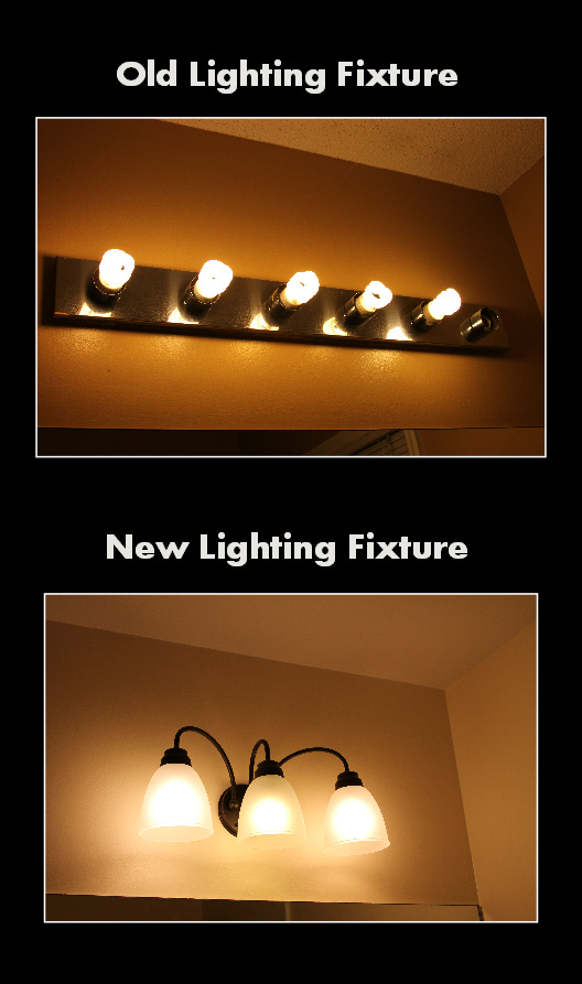 Restyle Older Home Without Remodeling Old Lighting New Lighting