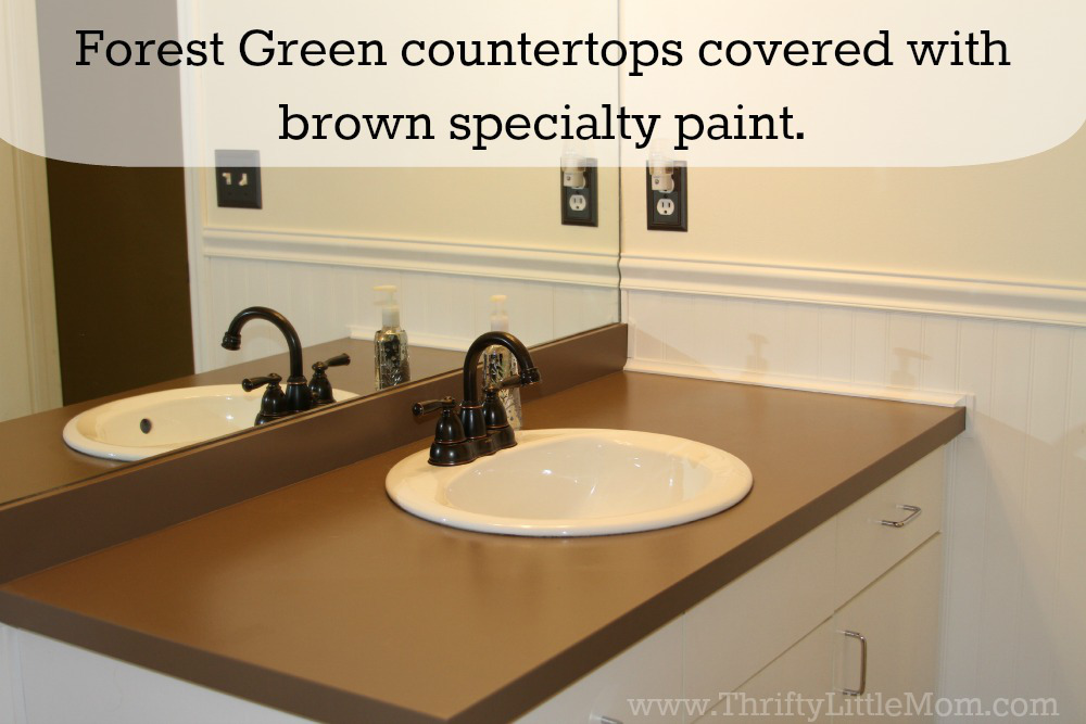 Re-styling your older home without remodeling bathroom after