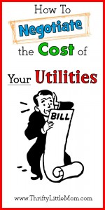 Negotiate Utilities