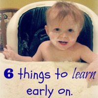 Parenting 101: Rules To Learn Early On