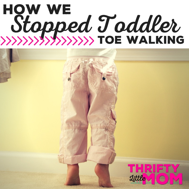 Toe Walking Toddler Solution: A Mom's Review