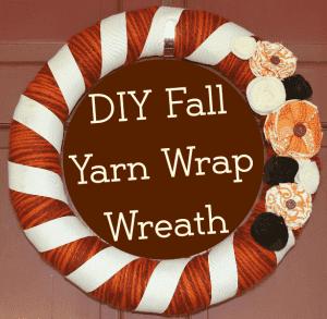 Simple Seasonal Wreath Instructions