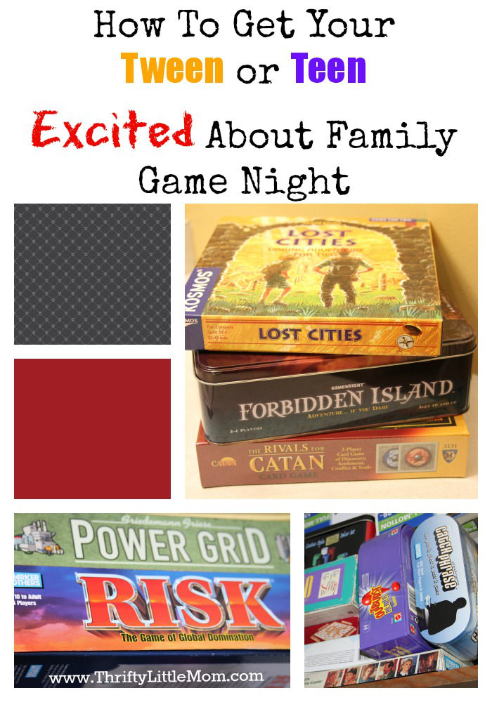 Famly Game Night
