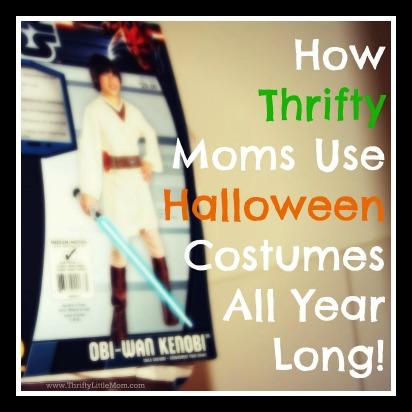 Halloween Costumes: Saving Money & Using Them All Year