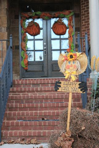 November Scarecrow