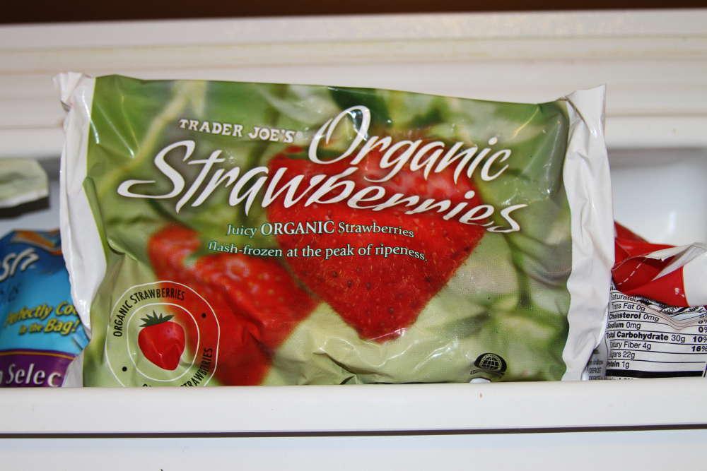 TJ Strawberries