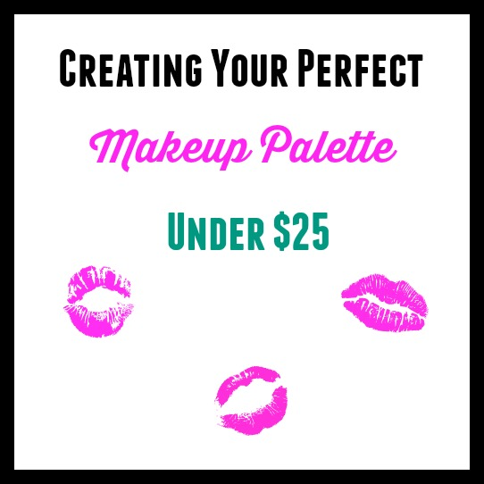 Creating Your Perfect Makeup Color Palette Under $20