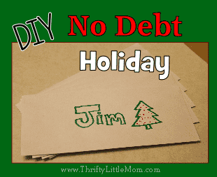 """Planning a """"No Debt"""" Holiday"""
