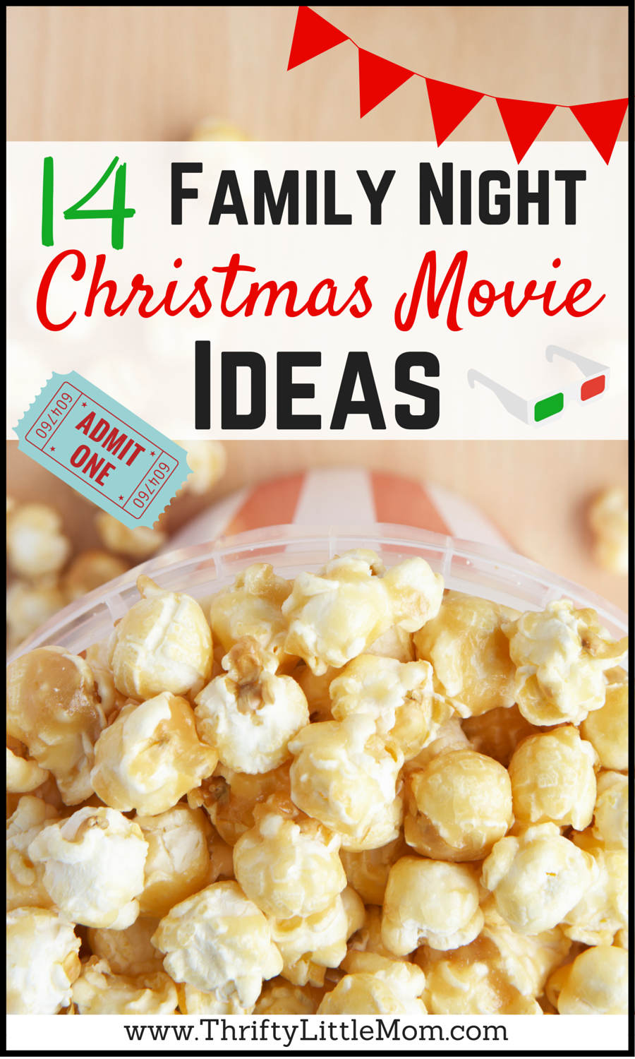 14 Family Night Christmas Movie Ideas