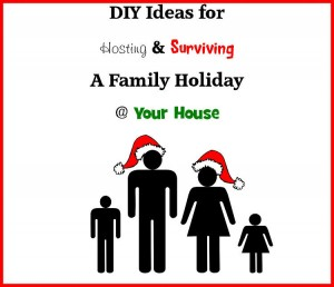 DIY Holidays Survival Cover