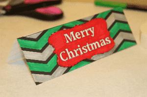 Fold Tag At Fold Line