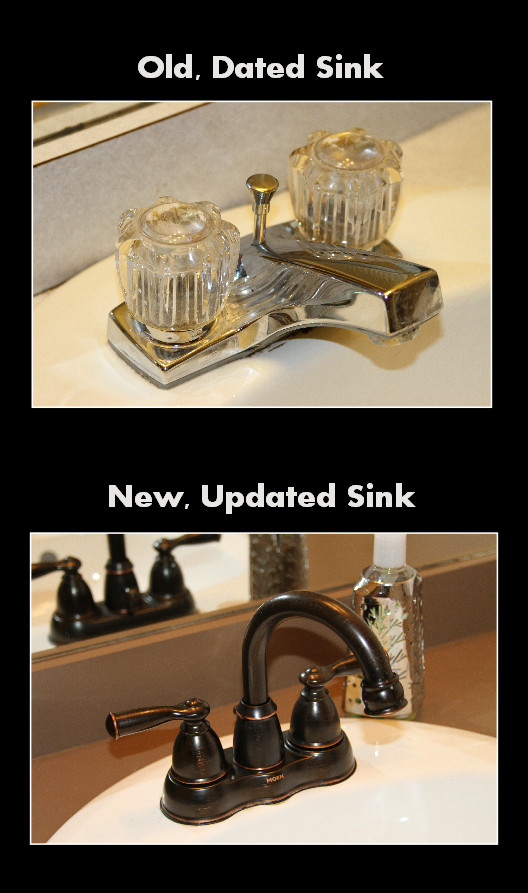Old-and-New-Sink