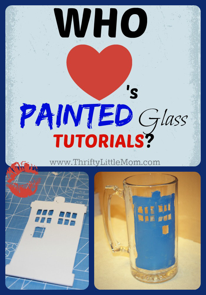 Painted Glass Tutorial Picture