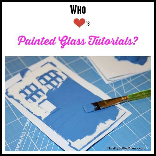 How To Make Personalized Usable Glass Gifts