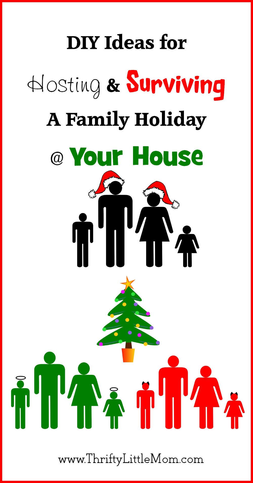 Surviving The Family Holidays