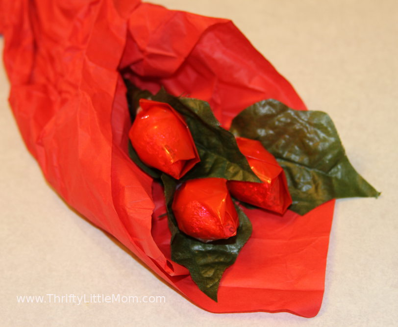 Candy Rose Bouquet Final