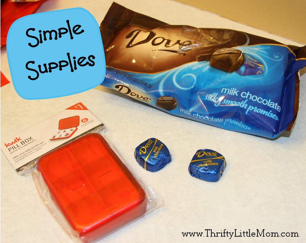 Emergency Chocolate Supply Pic