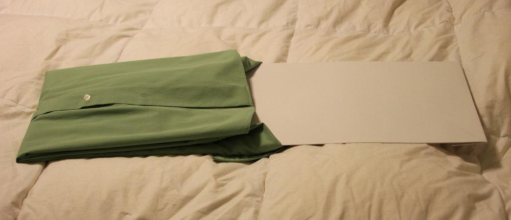 Shirt Fold 7