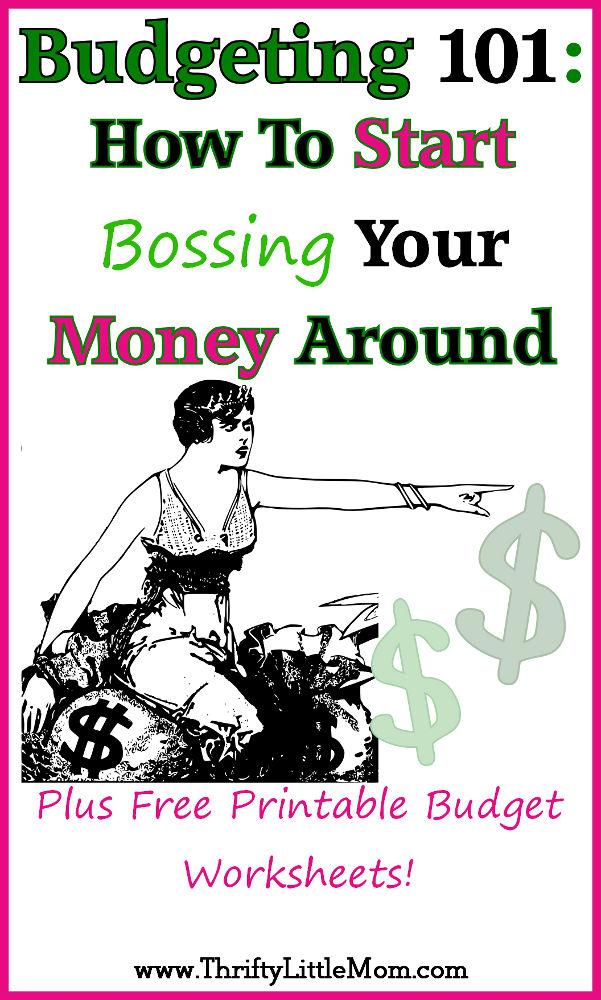 Boss Your Money Around