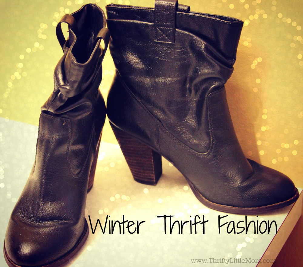 Thrift Store Winter Fashion Guide