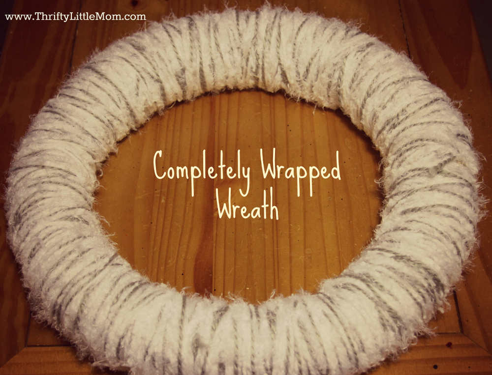 Wrap Wreath Complete