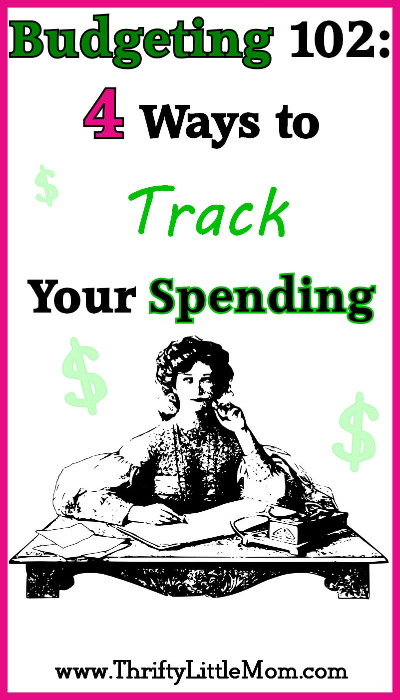Track Your Spending