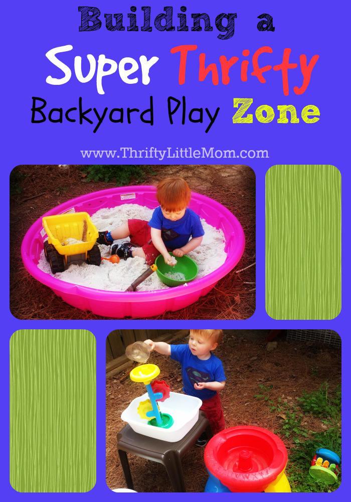 Backyard Play Zone