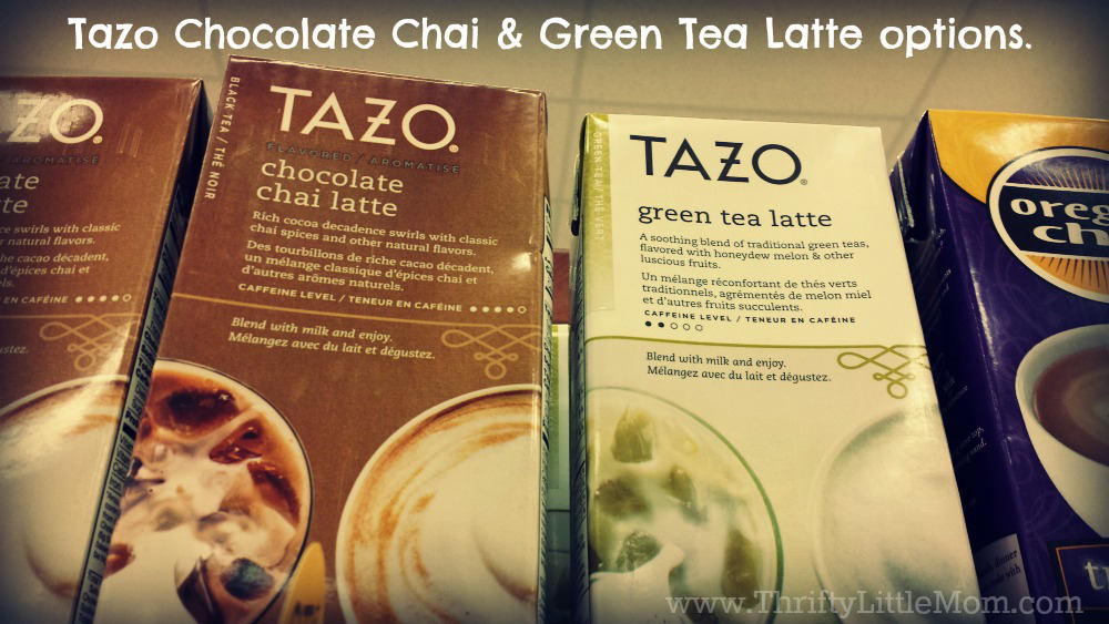 Chocolate or Green Tea Concetrates