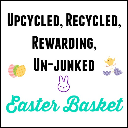 How To Make a Simple Easter Basket