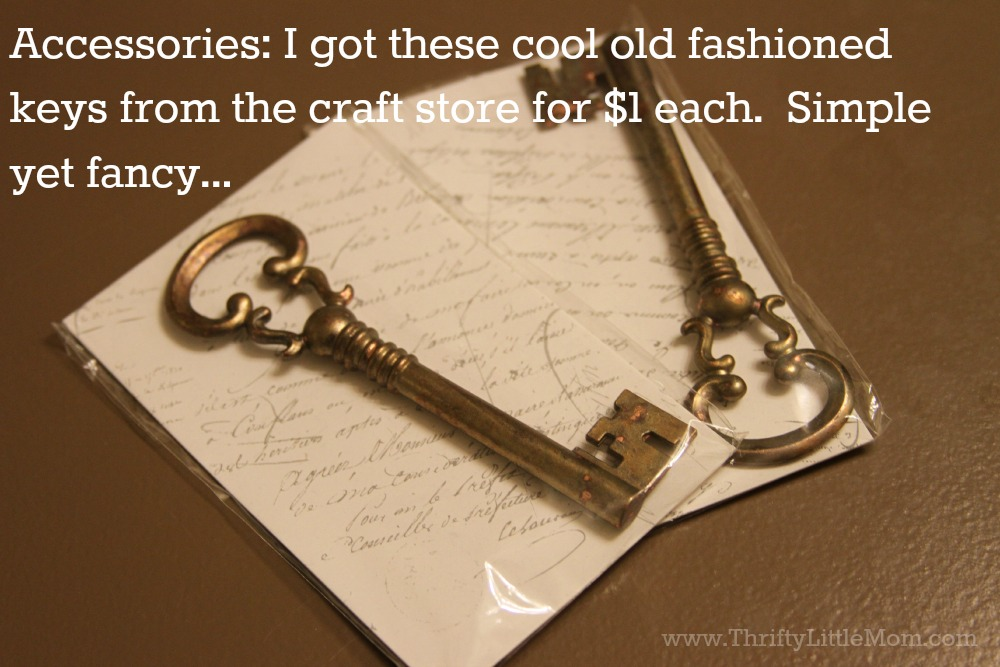 Frame Key Accessories