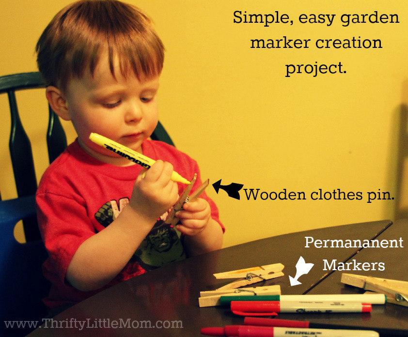 Garden Marker Project