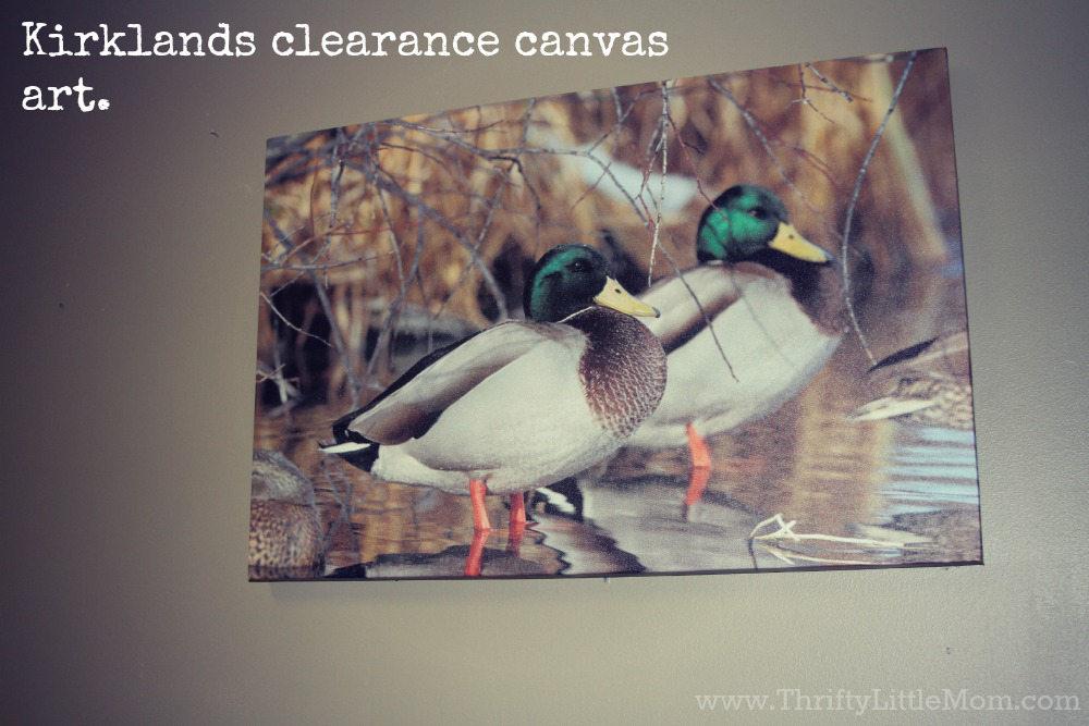 Kirklands Clearance Man Cave Art