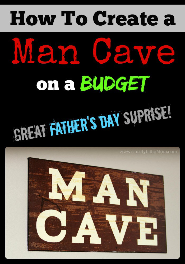 Man Cave Cover