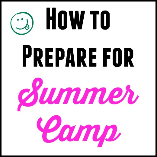 How To Prepare for Summer Camp