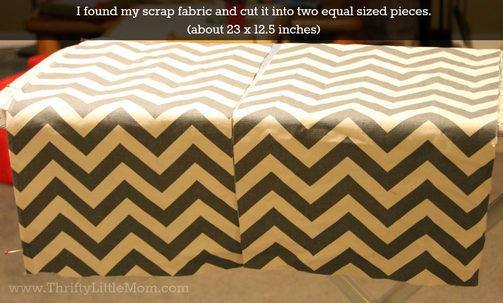 Easy Sew Kitchen Cafe Curtains 1