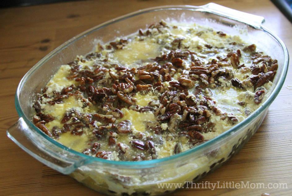 Blueberry Pineapple Crunch Cake 8