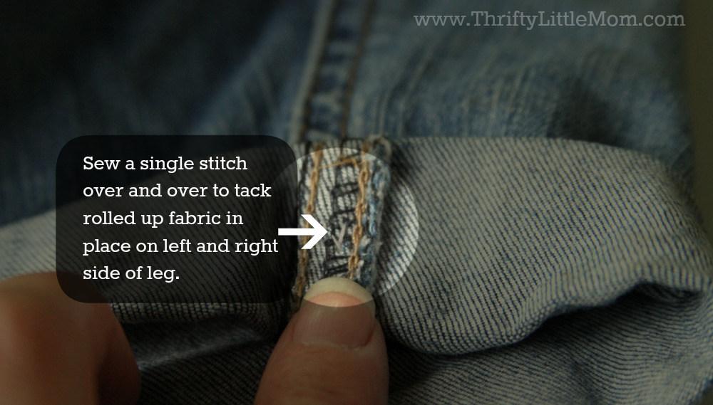 DIY Perfect Length Summer Shorts Stitch