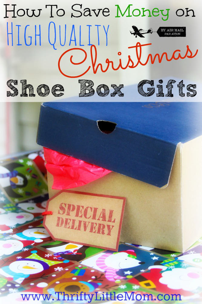 Shoe Boxes For Less For Christmas