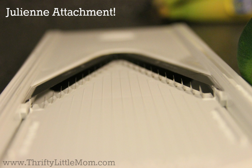Julienne Attachment