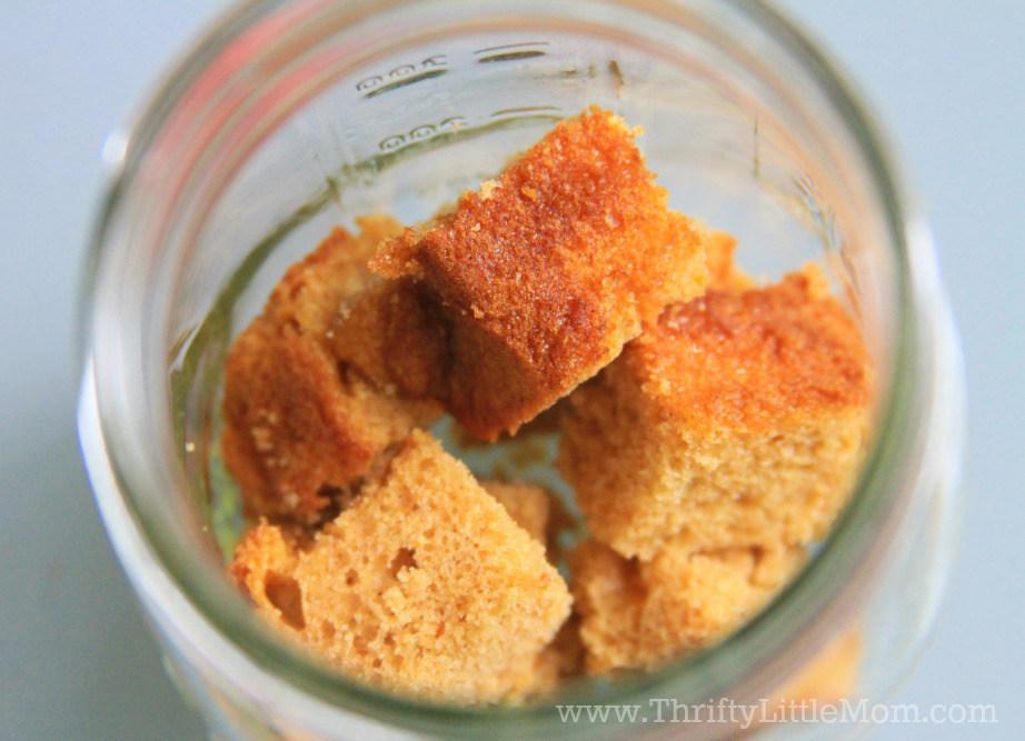 Creamy Double Pumpkin Trifle Loaf