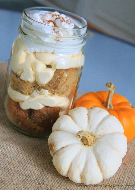 Creamy Double Pumpkin Trifle Step 10