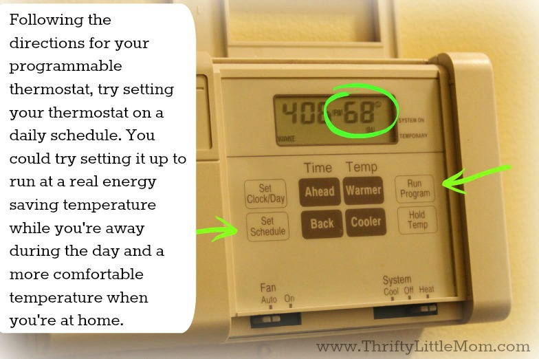 7 Ways to Save on Energery Thermostat