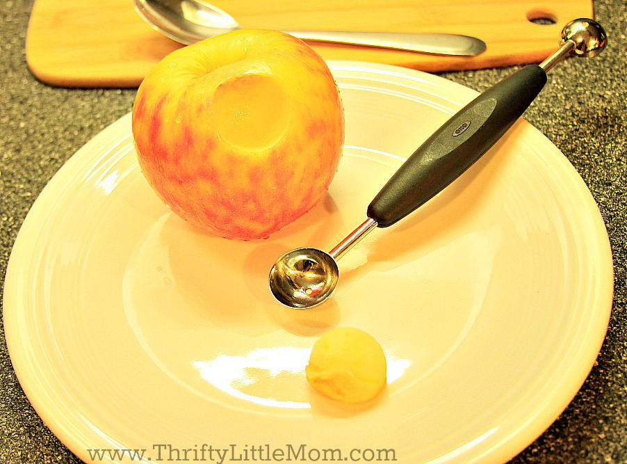 Fast & EAsy Mess Free Mini Caramel Apples Step 2