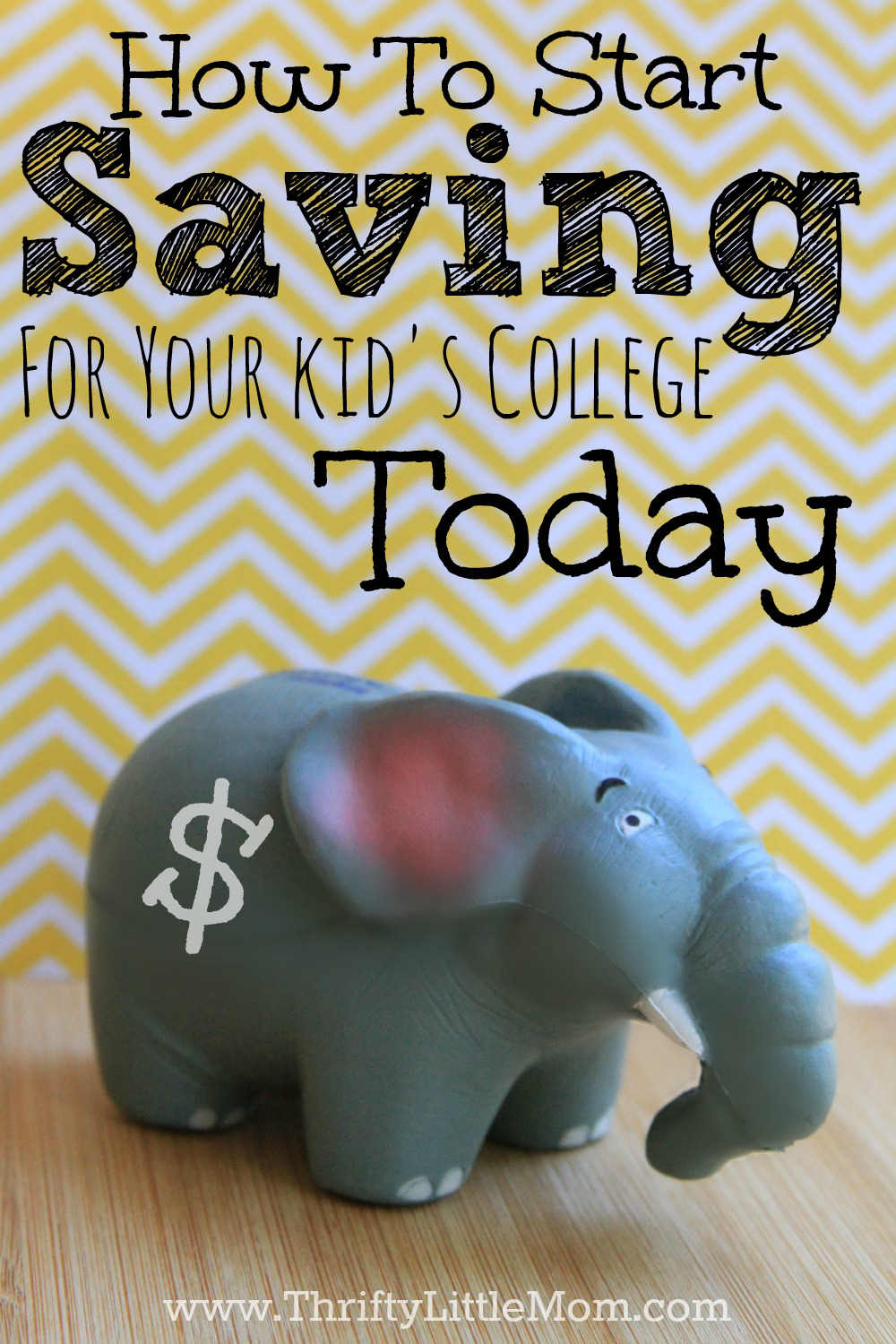 How To Start Saving For Your Kid's College Today