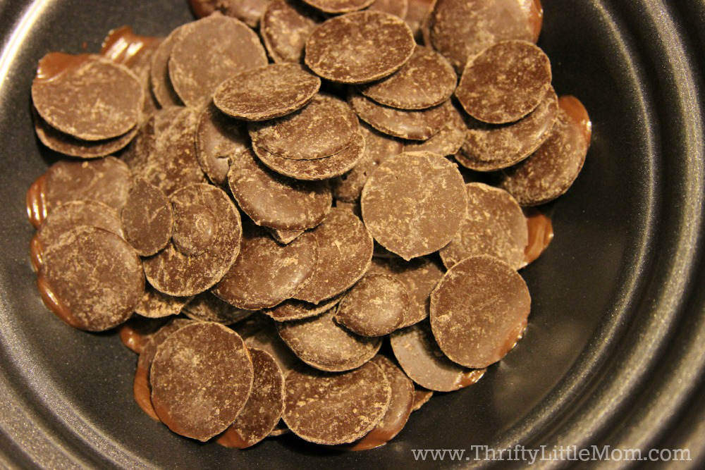 Really Simple Pecan Turtle Candies 2