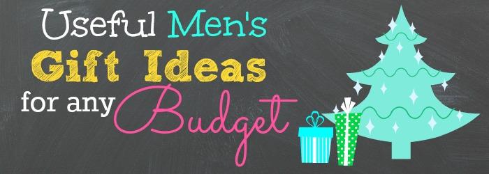 Useful Men's Gift Ideas
