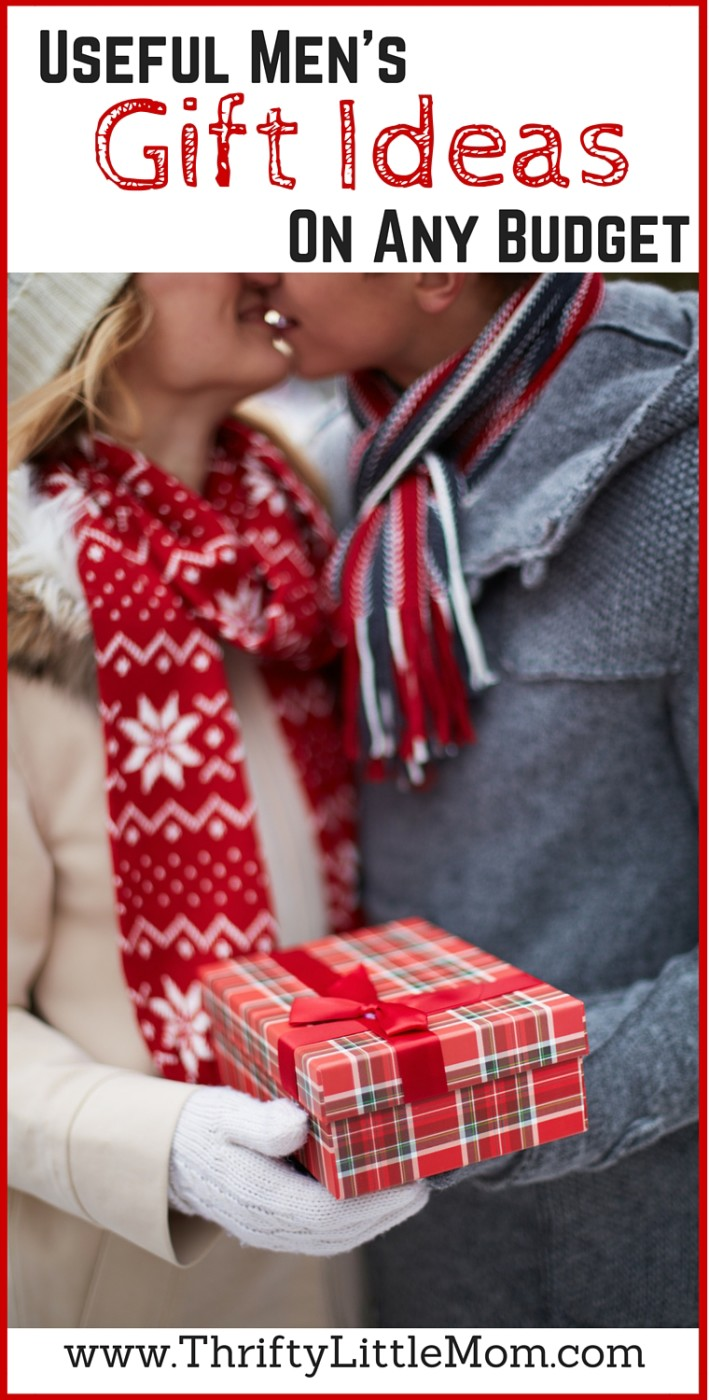 Useful Men's Gift Ideas for any Budget » Thrifty Little Mom