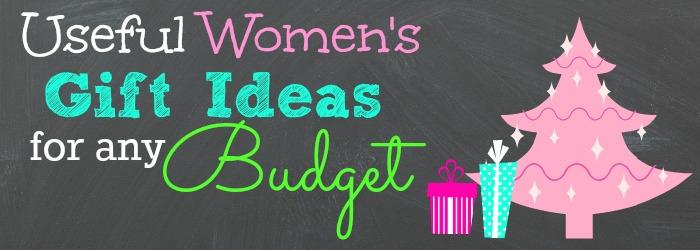 Useful Women's Gift Ideas