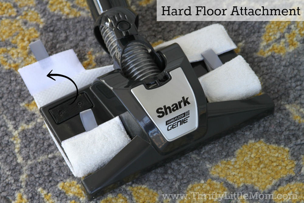 The Shark Vacuum