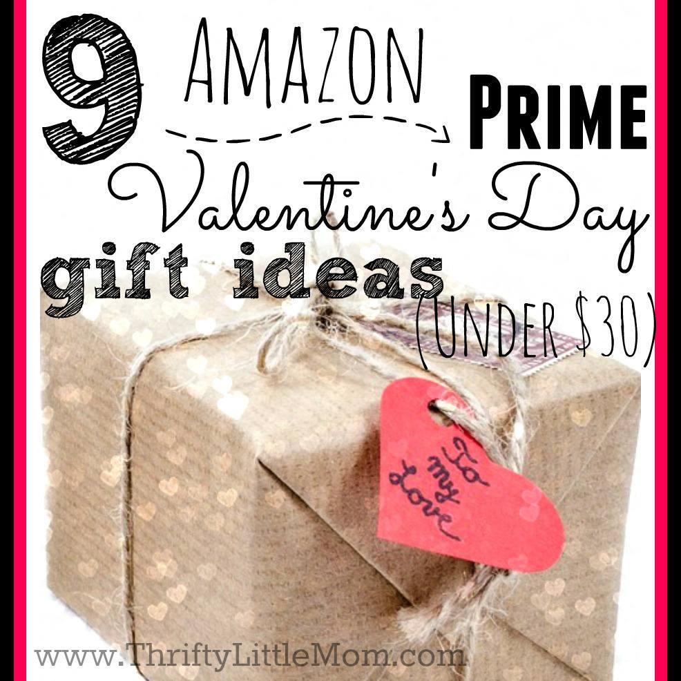 9 Amazon Prime Valentine Gift Ideas » Thrifty Little Mom